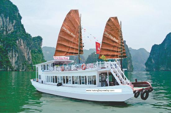 HA LONG BAY SUPERIOR (Full Day)