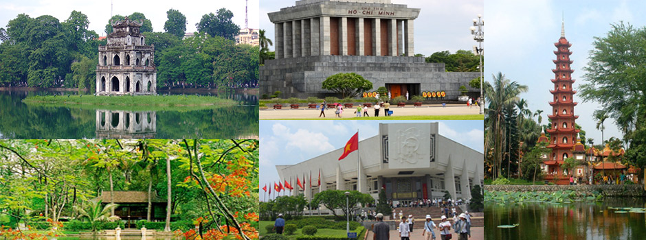 HA NOI CITY TOUR (Full Day)